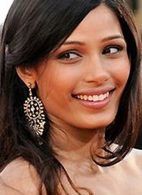 Freida Pinto is the new face of Free People campaign