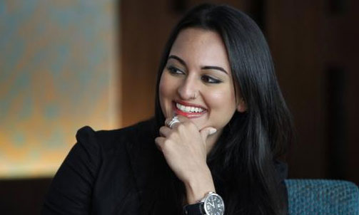 Sonakshi Sinha in awe of Arjun Kapoor?