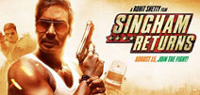 `Singham Returns` review: All eyes on action hero Ajay Devgn