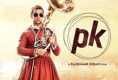 Aamir Khan's sensational 'PK' posters