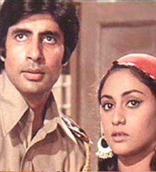 How did Amitabh Bachchan propose to Jaya?