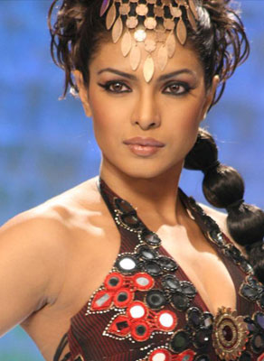 Priyanka Chopra nervous about walking the Ramp at LFW