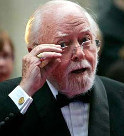 Robert Downey Jr pays tribute to Richard Attenborough