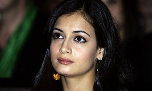 Dia Mirza unveils musical short film `B for Braille`